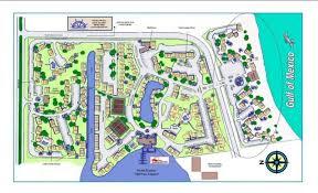 destin map sandpiper cove beachfront