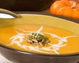 comment cuisiner le potiron recette soupe au potiron et à la crème fraîche