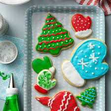 top 10 christmas cookie recipes taste of home