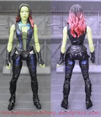 gamora costume marvel legends infinite series guardians of the galaxy gamora