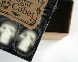 sugar cubes where to buy skull sugar cubes 6 bags of four skulls gift