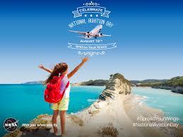 nasa u0027s 10 favorite ways to celebrate national aviation day nasa