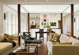 post and beam kitchen kitchen contemporary with pillar living room incredible pillar in living room pictures inspirations