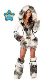 Viking Halloween Costume Women Details Valentine White Eskimo Indian Complete