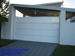 louver louver style garage doors affordable gold coast garage