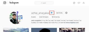 cara membuat akun instagram resmi seperti artis cara verified akun instagram dengan mudah anagakaci