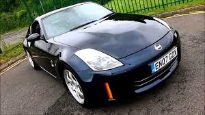 nissan 350z for sale uk 2007 nissan 350z 3 5 v6 313 gt sat nav rays alloys more