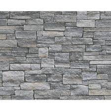 stone brick as creation stone brick wall pattern faux effect embossed vinyl