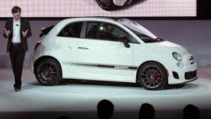 Fiat 500 Abarth White Automatic Transmission Coming To Fiat 500 Abarth Industry