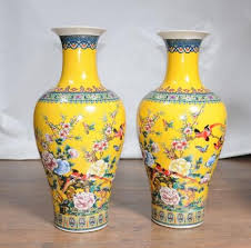 Chinese Vases Uk Best 25 Yellow Vase Ideas On Pinterest Yellow Accessories