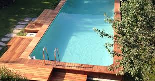 rivestimento in legno per piscine fuori terra come rivestire una piscina fuori terra poolmaster
