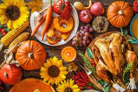happy thanksgiving food services