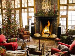 Traditional Decorating Christmas Living Room Decorating Ideas Home Design Ideas