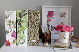 diy wallpapered ikea flyt magazine files swoon worthy