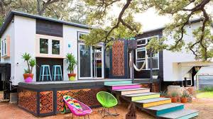 400 sq feet wine tasting house 400 sq ft tiny house listing youtube