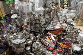 boutique ustensile cuisine boutique asiatique d ustensiles de cuisine image stock image du