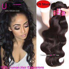 body wave hair with bangs wavy hair extensions ebay