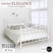 Wood And Iron Bed Frames Huonest Rakuten Global Market Iron Bed Frames And Quot