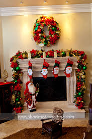 the stockings were hung by the chimney with care a fun christmas the stockings were hung by the chimney with care a fun christmas wreath and coordinating