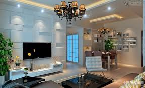 Living Room Ceiling Lamp Shades Living Room Marvelous Modern Tv Room Design Ideas With Black
