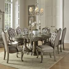Dining Room Set Silver Dining Room Table Provisionsdining Com