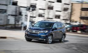 lexus vs honda pilot 2017 honda pilot in depth model review car and driver