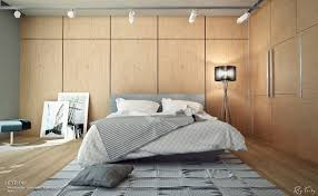 bedroom uniqeuly round platform bed with upholstered headboard and