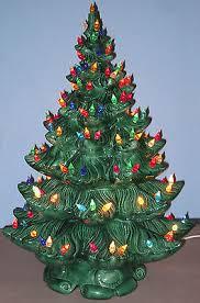 ceramic light up christmas tree stylish design ideas fashioned ceramic christmas tree lighted