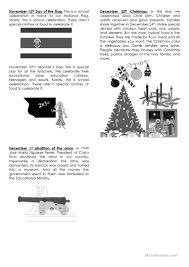 holidays in costa rica worksheet free esl printable worksheets