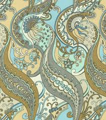 waverly home decor fabric waverly home decor print fabric paisley puzzle etherea joann
