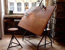 Drafting Table Design 18 Drafting Tables In Interior Designs Interiorforlife Antique