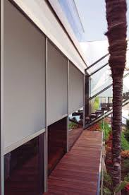 Motorized Outdoor Blinds Electric Blinds All Architecture And Design Manufacturers Videos
