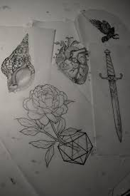 permanent ink tattoo drawings cardiff and drawings