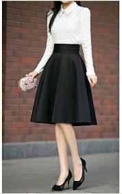knee length skirt new arrival high waist big skirt knee length gown umbrella