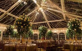 clear wedding tent the design cuisine