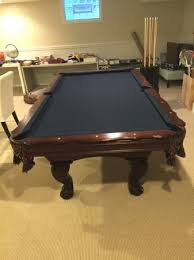 Minnesota Fats Pool Table Presidential Billiards Pool Table 8 U0027 Sold Sold Used Pool Tables