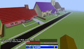 Springfield Map Springfield Minecraft Project