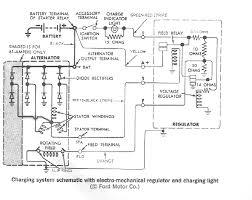 1966 ford thunderbird alternator wiring harness shop manual