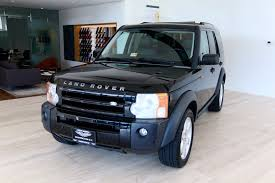 land rover 2007 lr3 2008 land rover lr3 hse stock pa97456a for sale near vienna va
