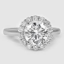 lotus flower engagement ring flower engagement ring lotus brilliant earth