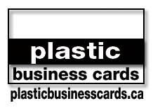 Clear Business Cards Canada Frost Clear Plastic Business Cards Toronto Canada Business Card