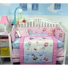 Mermaid Nursery Decor Mermaid Nursery Crib Mermaid Nursery Optional Decoration