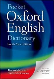 Oxford Dictionary Buy Pocket Oxford Dictionary Book At Low Prices In