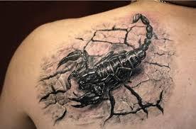 top 50 scorpion tattoos for scorpio zodiac 2018 tattoosboygirl