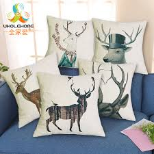 online get cheap moose pillow aliexpress com alibaba group