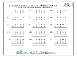 4 column worksheet images reverse search