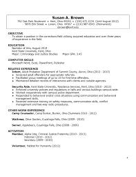 sample resume cover letter free download