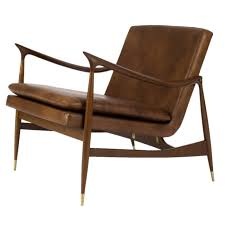 Sale Armchair Dinamarquesa Leather Armchair By Jorge Zalszupin For Sale At 1stdibs