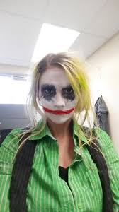 Halloween Makeup For Work by Fit N Crafty Mama Bear