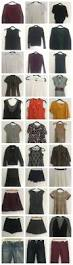Wardrobe Clothing Fall Capsule Wardrobe 33 Essentials For 3 Months